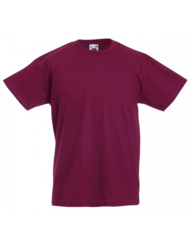 FRUIT OF THE LOOM T-shirt Valueweight...
